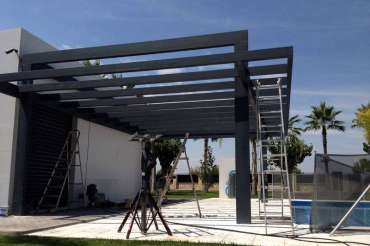 Instalación y Venta de Porches de Madera en Valencia