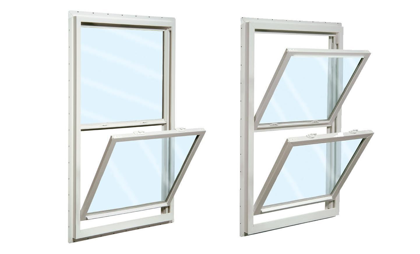 ventanas colgadas