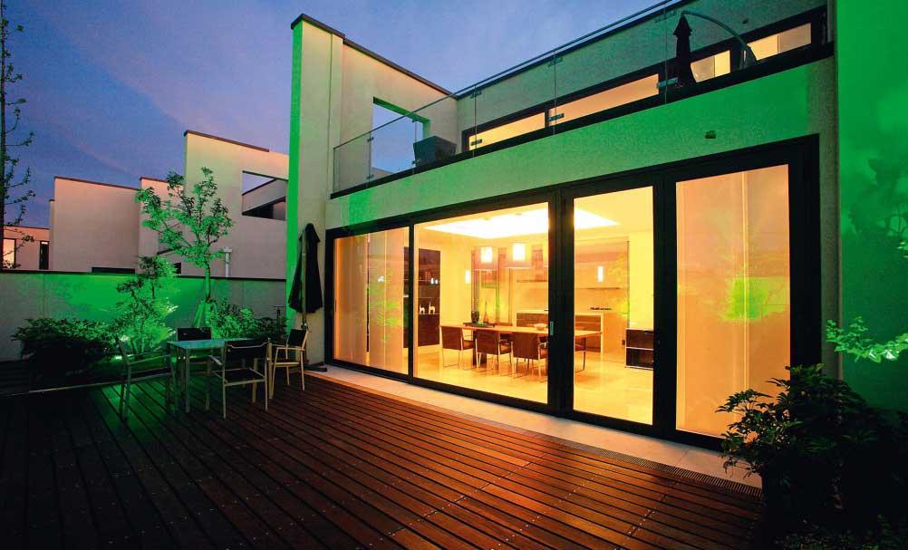 puerta terraza Proftek